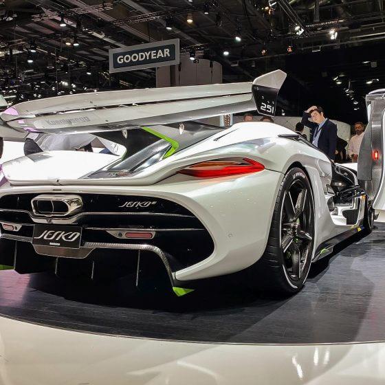 Targi motoryzacyjne w Genewie 2019