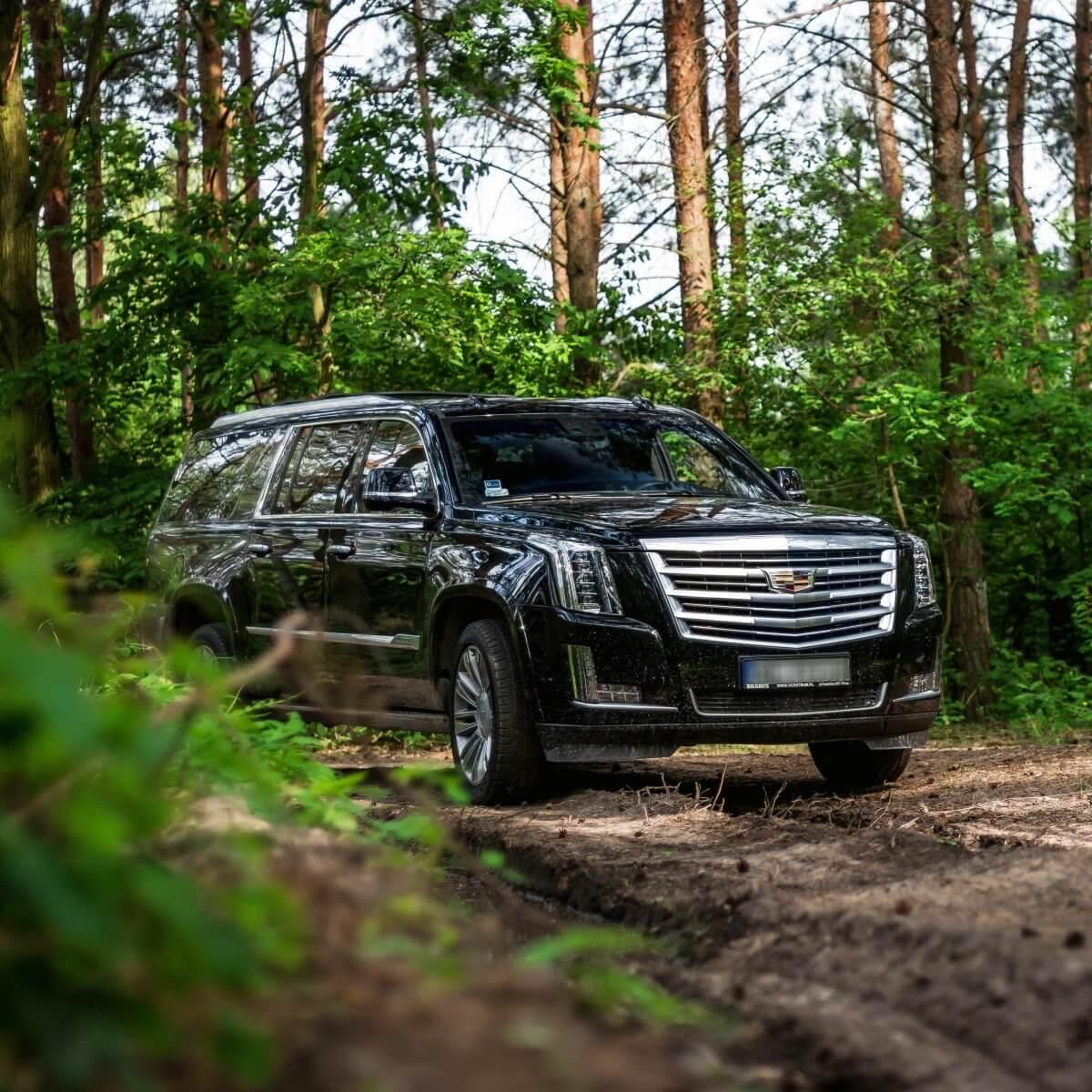 Cadillac Escalade ESV - wynajem Warszawa