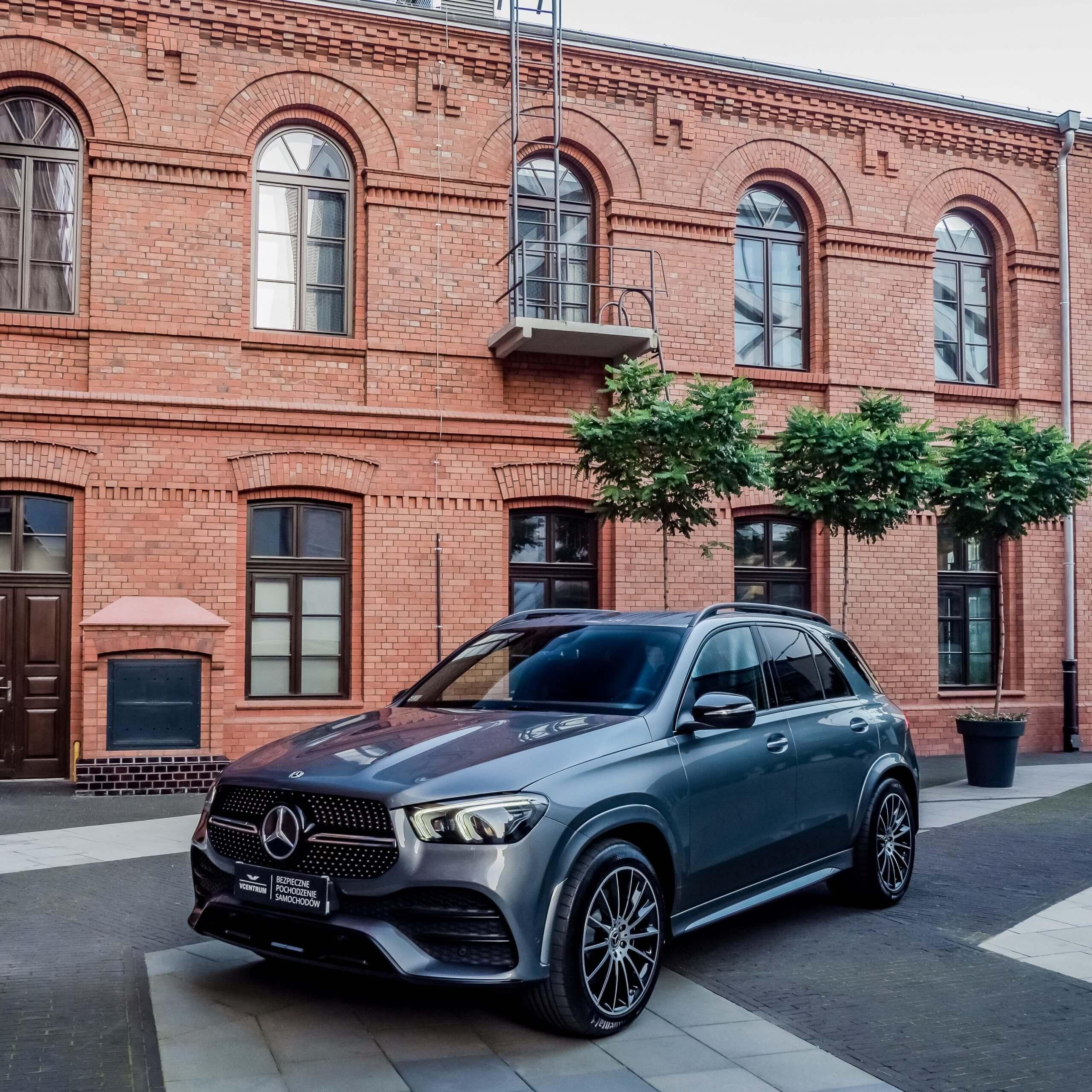 Mercedes-Benz GLE - wynajem Warszawa