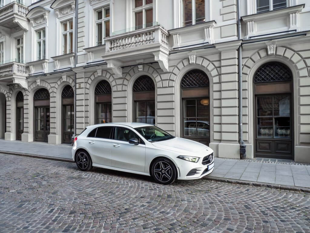 wynajem Mercedes-Benz