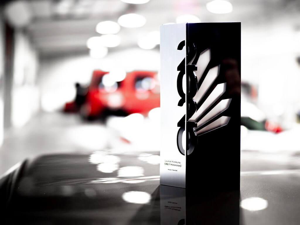 Serwis godny zaufania który po raz kolejny jest laureatem konkursu Orły Motoryzacji