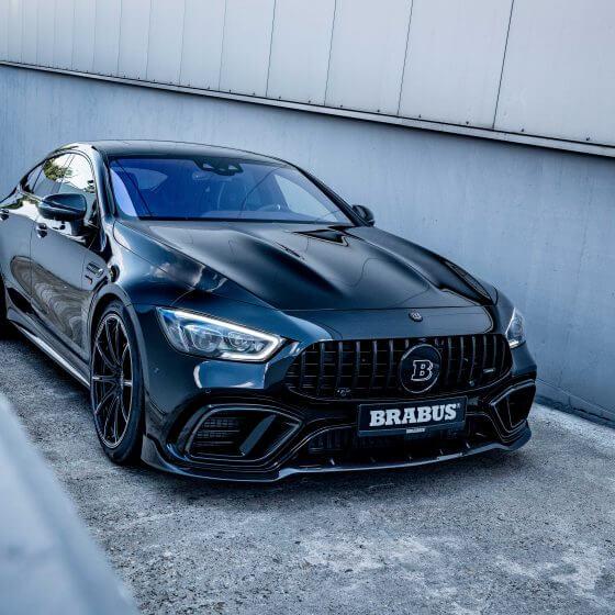 BRABUS 800 na bazie Mercedes-AMG GT 63 S 4MATIC+