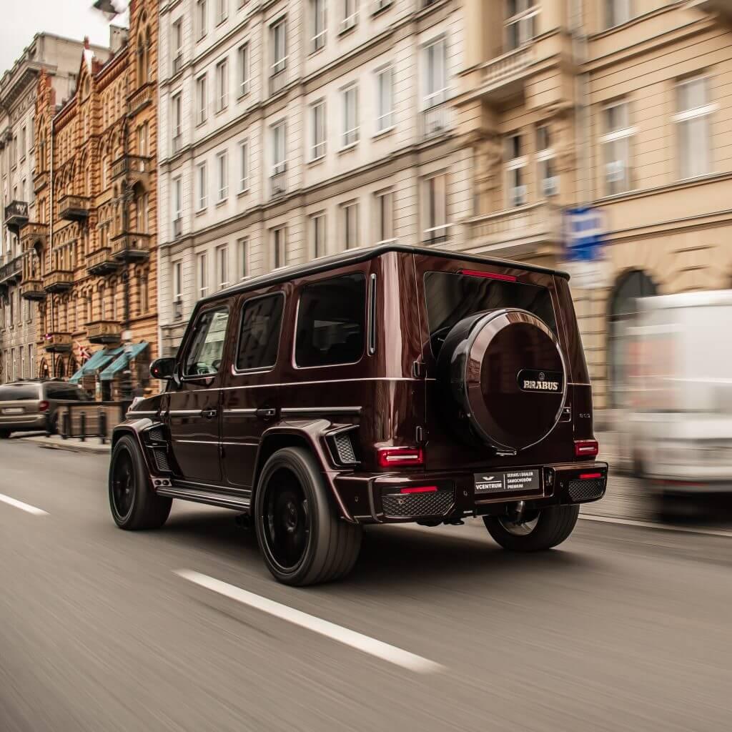 dealer BRABUS Warszawa