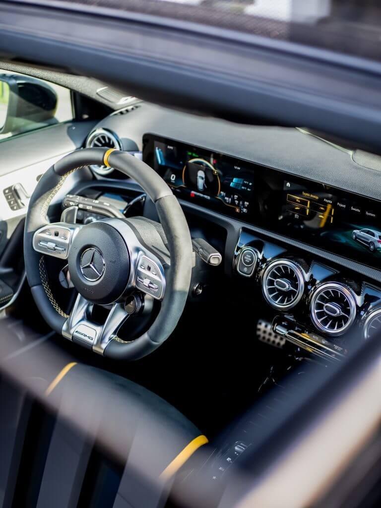 samochody AMG wynajem