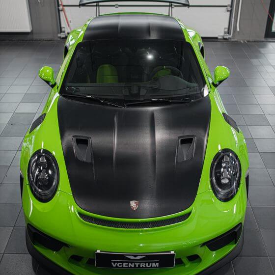 911 GT3 RS to torowy mistrz