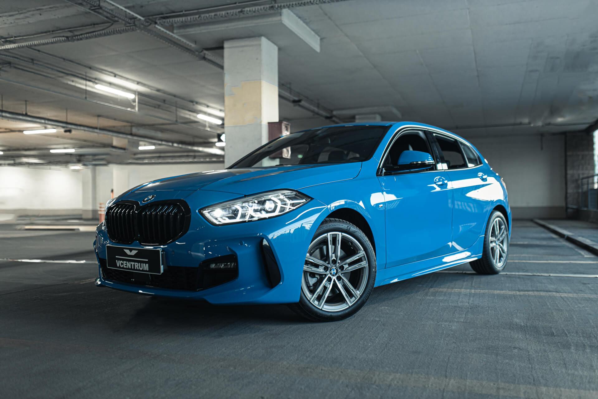 BMW 1 - wynajem Warszawa