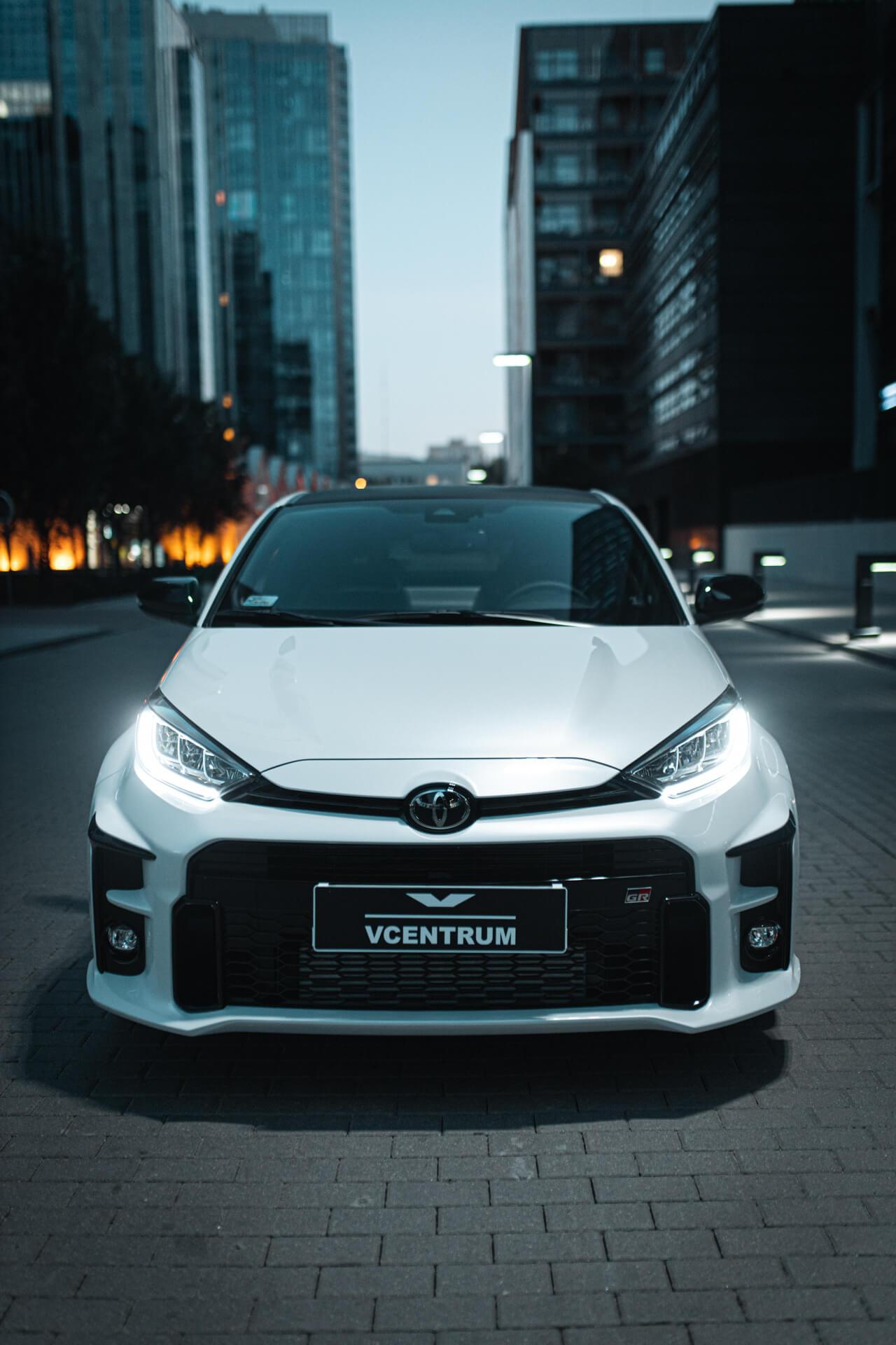 Toyota Yaris GR wynajem Warszawa