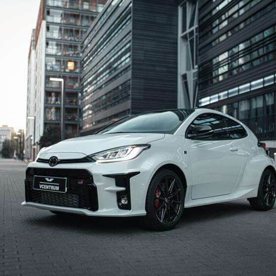 Toyota Yaris GR – rajdowe korzenie
