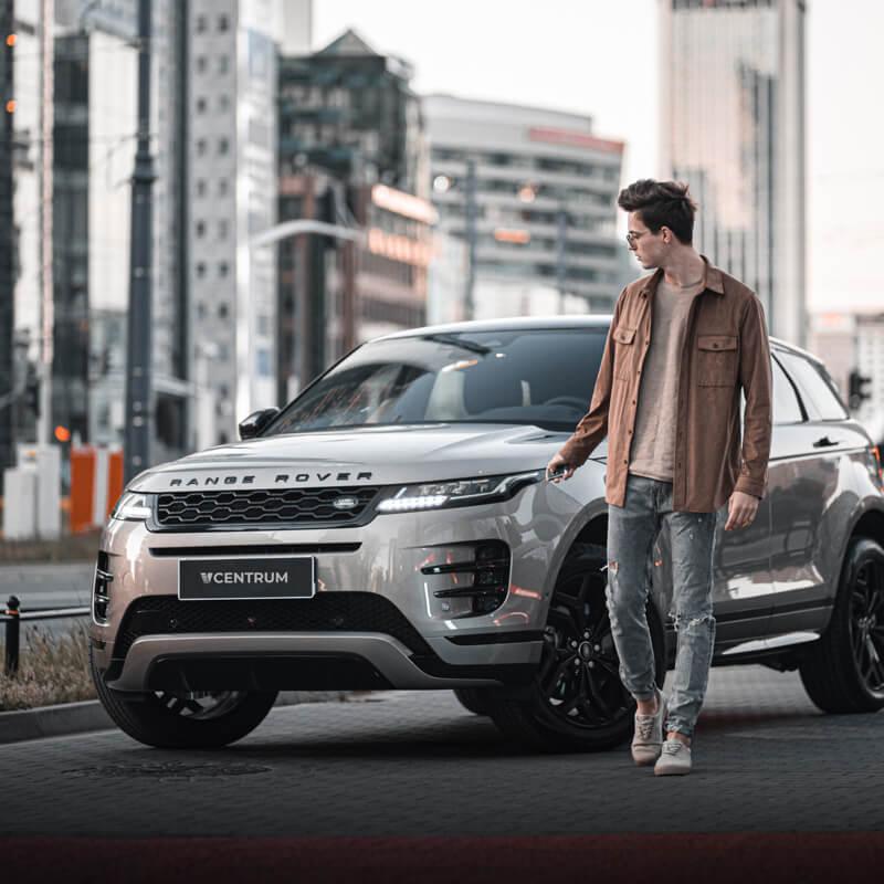 Serwis Land Rover