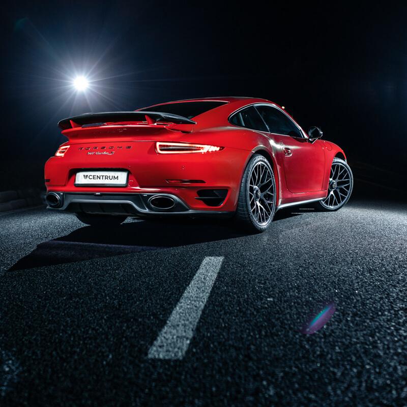 Serwis Porsche